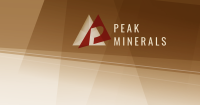 Peak Minerals Limited